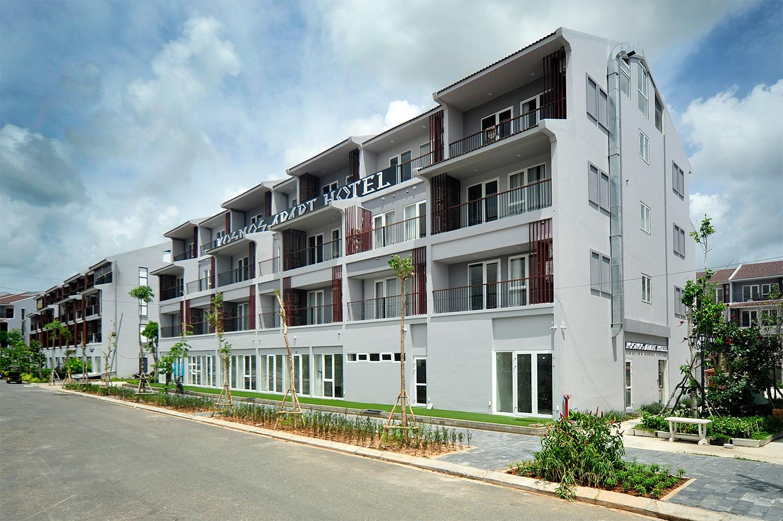Kosmos apart hotel for Appart hotel hanoi